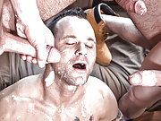 Marcus Issacs Painting Party Turns into a Sex Romp