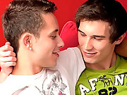 Handsome twinks fucking deeply