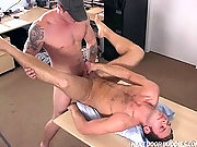 Sebastian & Samuel Loves To Have Sex Together & Cum Hardcore