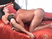 Cock sucking muscular guys doing what they do best