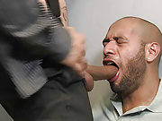 Arabian man forced to deepthroat cock and fucked