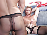 Chris Daniels and Jeremy ass fucking in panties