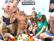 College students sex goes wild while playing pongs