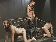 Bound Gods: Josh West: Live Shoot