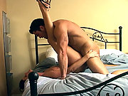 After taking her from many different angles, Cody cums hard!