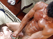 Gay fuck and cumshot porn orgy from Dirty Tony