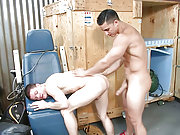 Young boy gets butt screwed by Topher Dimaggio