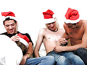 Awesome christmas guys foursome