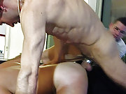 German gay dudes enjoy ass fucking bareback deep