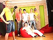 Group sex is favorite passtime of the delicious cock loving twinks