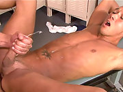 Young jock taking a stiff dick up the muscle butt