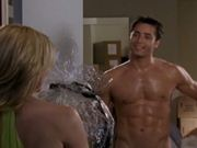 Victor Webster goes totally nude for sex scene