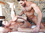 Vito Gallo and Trenton Ducati suck and fuck ass